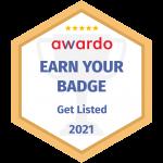 Awardo Perfomance Badge